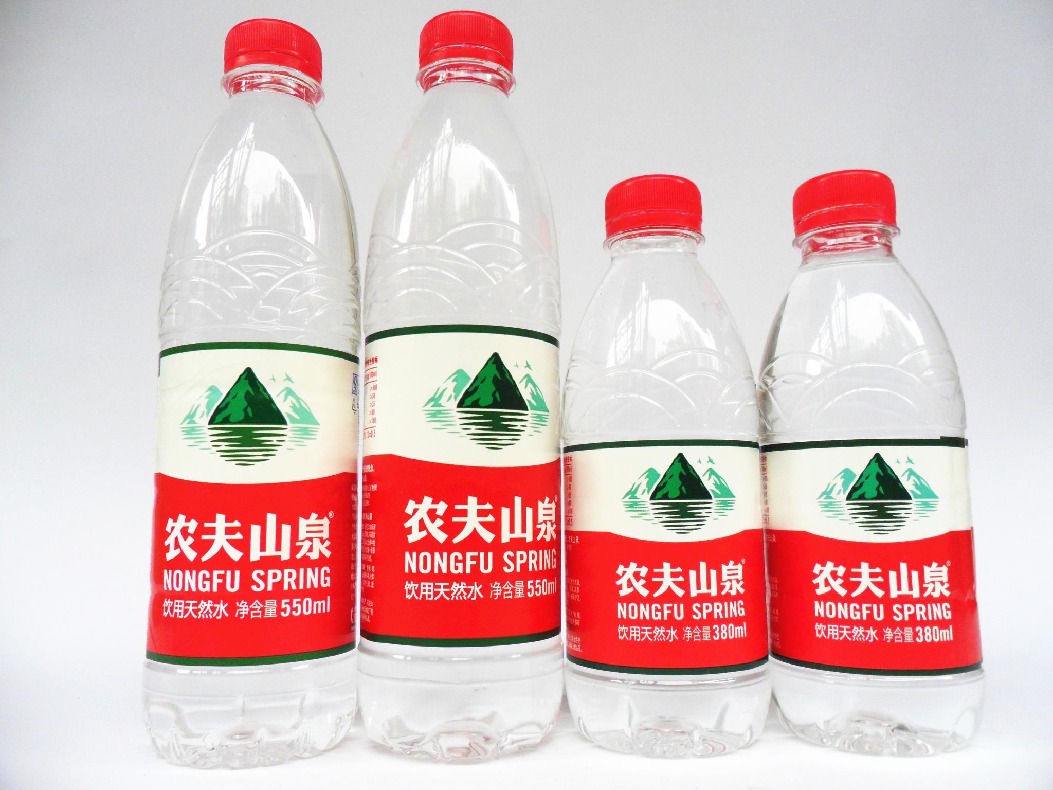 农夫山钱鲁一鲁_乌鲁木齐超市农夫山泉大瓶的矿泉水卖多少钱?比两块钱
